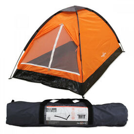 Dome Tent 2 man in carry bag