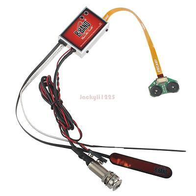 B Band A2 2 Ust Ast 25R 1470  Dual Piezo With Xom Acoustic Guitar Pickup System