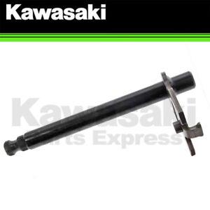 NEW 1986 - 2013 GENUINE KAWASAKI KX 80 85 100 GEAR SHIFTER SHAFT 13161-1126