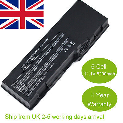 Battery For DELL Inspiron 6400 E1501 E1505 Vostro 1000 Laptop UD267 6 Cell