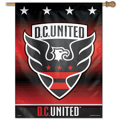 United Vertical Flag (D.C. United Vertical Flag 27