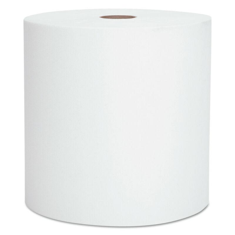 Scott 02000 6 RL/CT Essential High Capacity Hard Roll Paper Towels - WHT New