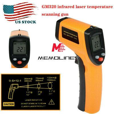 Infrared Thermometer Non-contact Digital Laser Infrared Temperature Gun