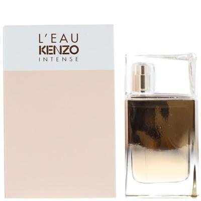 Kenzo L'Eau Intense Pour Femme Eau de Parfum 30ml Spray For Her Women Ladies EDP