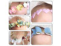 Baby/Children Hairbands Headbands 40 Piece Bundle