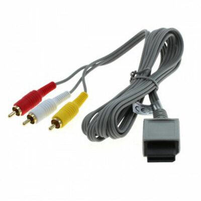 Cable vídeo para Nintendo Wii Mini Wii Wii U