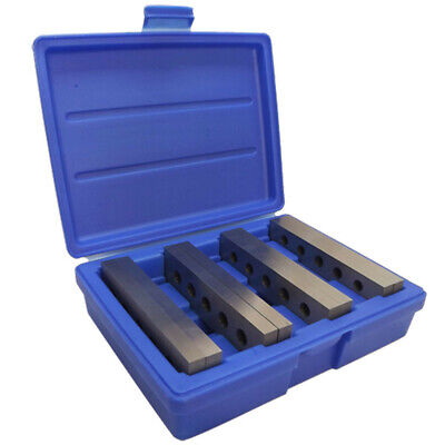 4 Pair 8 Pcs 316-12 X 6 Inch Parallel Set Precision Block Gage Gauge Tool