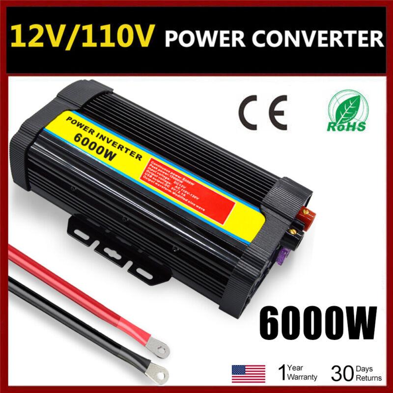 12000Watt Power 110V AC Modified Wave