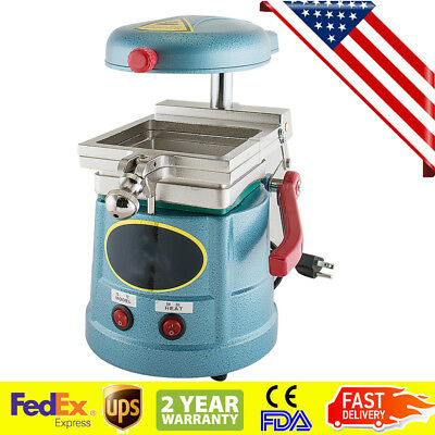 Dental Vacuum Forming Molding Machine Former Thermoforming Lab Equipment Tool Ce