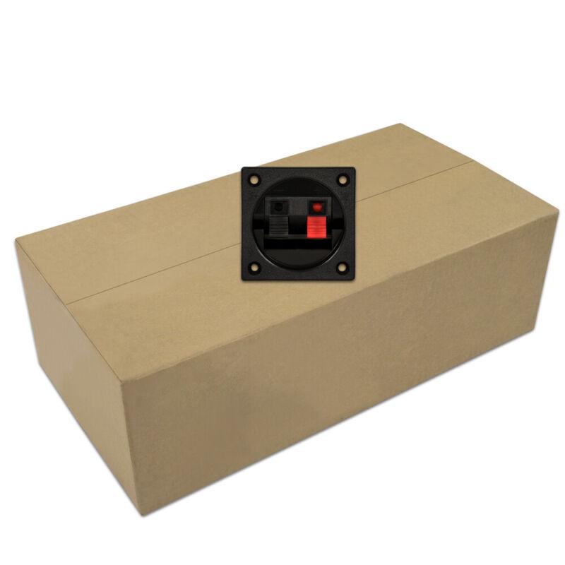 500 Goldwood Sound SCT-1000 Square Power Terminal Plates Speaker Terminals