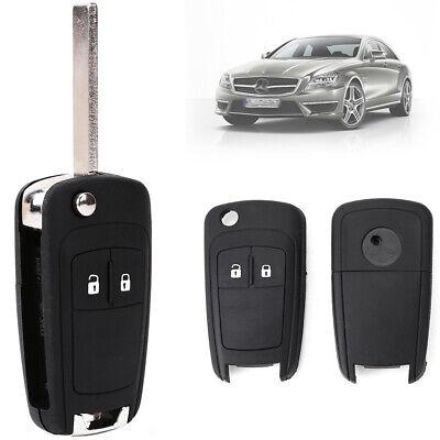 Funda para Llave Plegable de 2 Botones para Coche Vauxhall Astra Insignia