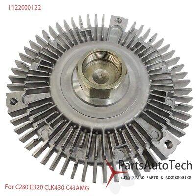Radiator Cooling Fan Clutch for Mercedes C280 E320 CLK430 CLK55 AMG C43 AMG ()