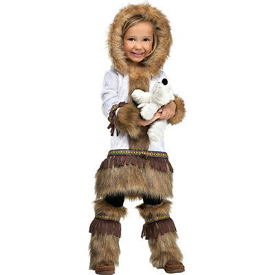 Eskimo - Child/Toddler Costume