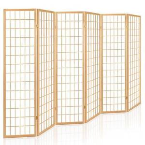 Massive Room Divider 6 Panel - Natural - free delivery Aus wide Adelaide CBD Adelaide City Preview