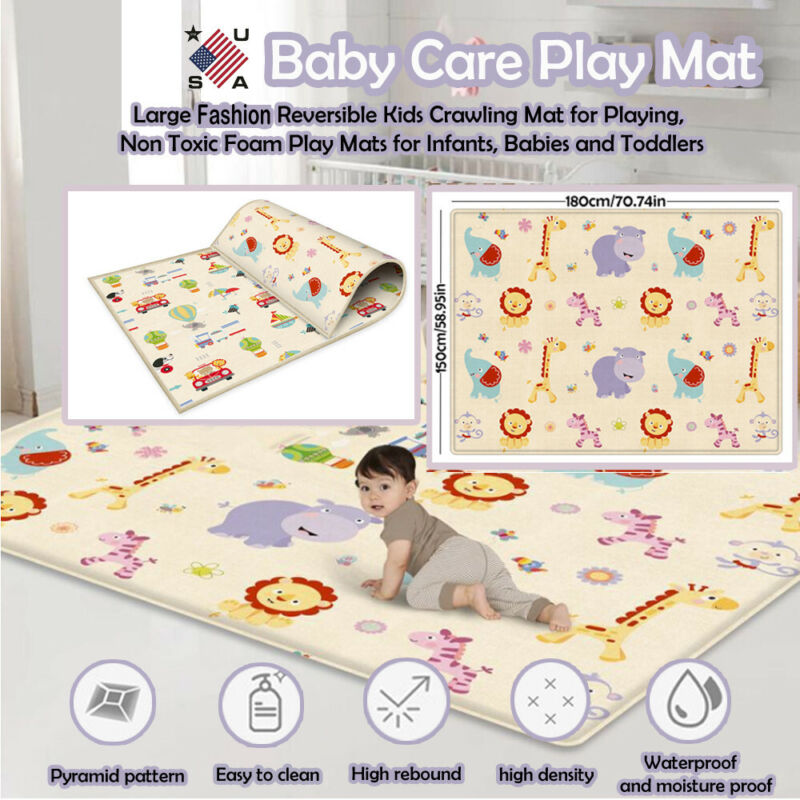 baby kids toddler activity crawl creeping multipurpose