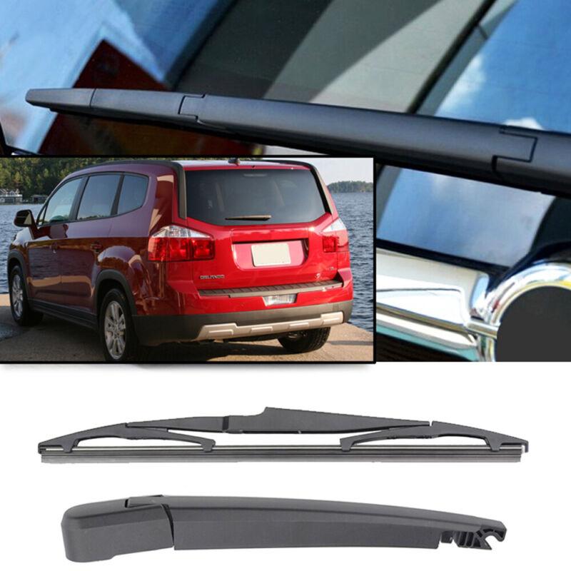 Windshield Windscreen Wiper Blade Arm Kit Rear Window Set For Toyota Fortuner I