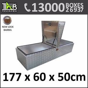 Aluminium Toolbox Gullwing Top Opening Ute Trailer Truck Storage Sydney City Inner Sydney Preview