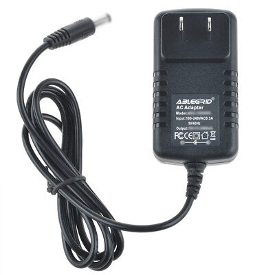AC DC Adapter For Yamaha MM6 MM8 Music Keyboard Workstation Power Supply Charger comprar usado  Enviando para Brazil
