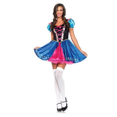 Womens Sexy Alpine Princess Halloween Costume - Princess Halloween Costumes