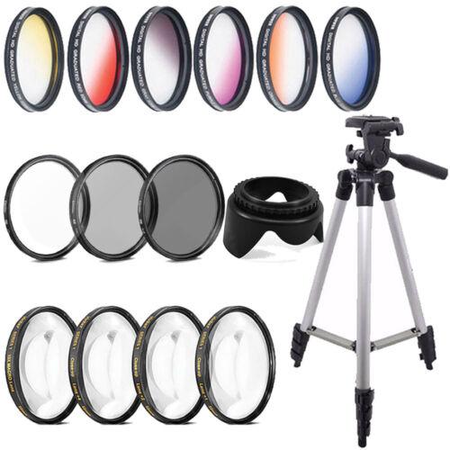 Vivitar 52MM TOP Deluxe Lens KIT For Nikon D5300 D5200 D5100 D5000 D7000 D7100