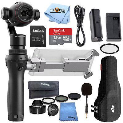 DJI Osmo+ Plus Handheld Gimbal with 4K Zoom Camera STARTER B