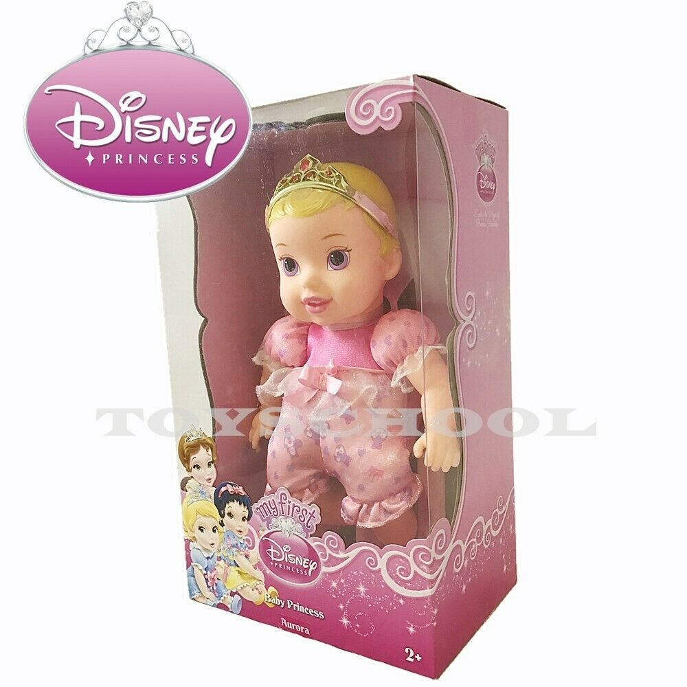 Disney 12 Inches My First Baby Princess Action Doll Toy - Au
