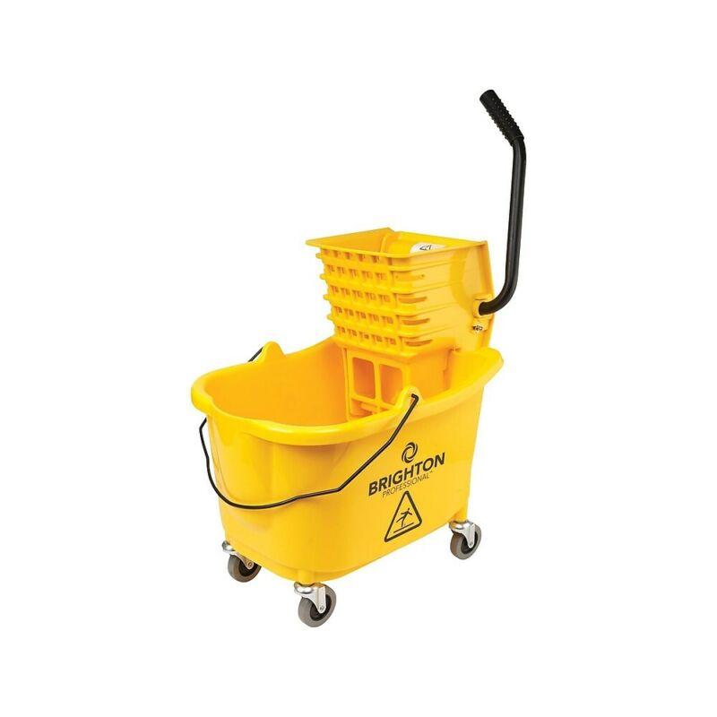 Staples 21871 Side-Press Mop Bucket 364105