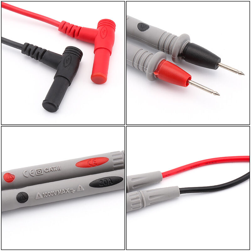 "measurement cable MEASURING CABLE Test Cable Set /""m1300-ISO/"" 90cm Test Cable for Multimeter"