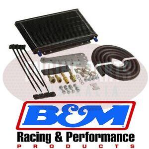 B&M SuperCoooler Auto Transmission Cooler HOLDEN COMMODORE VY VZ VE VF LS V8
