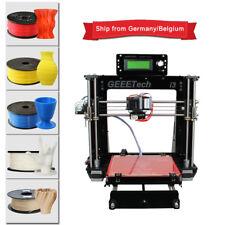 Duty free Geeetech Acrylic Reprap Prusa I3 Pro B 3D imprimante MK8 LCD2004