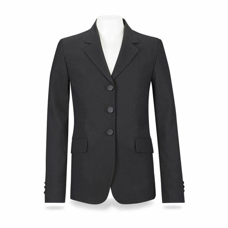 R.J. Classics Girls Hailey Show Jacket - Black
