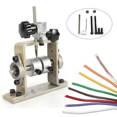 Abisoliermaschine Kabelabisoliermaschine Kabelschälmaschine Kabelschäler 1-20mm