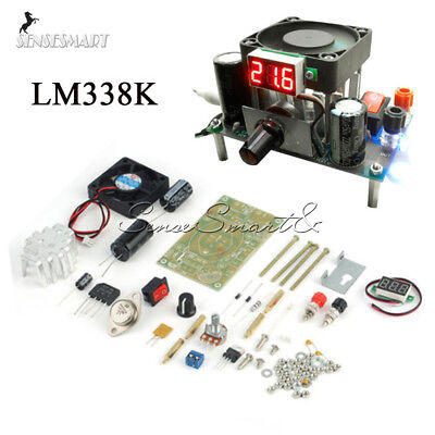 Lm338k Regulator Step Down Power Supply Module 35a Voltage Diy Kits Components