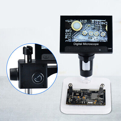 1suit 4.31000x Hd Lcd Monitor Electronic Digital Video Microscope Led Magnifier