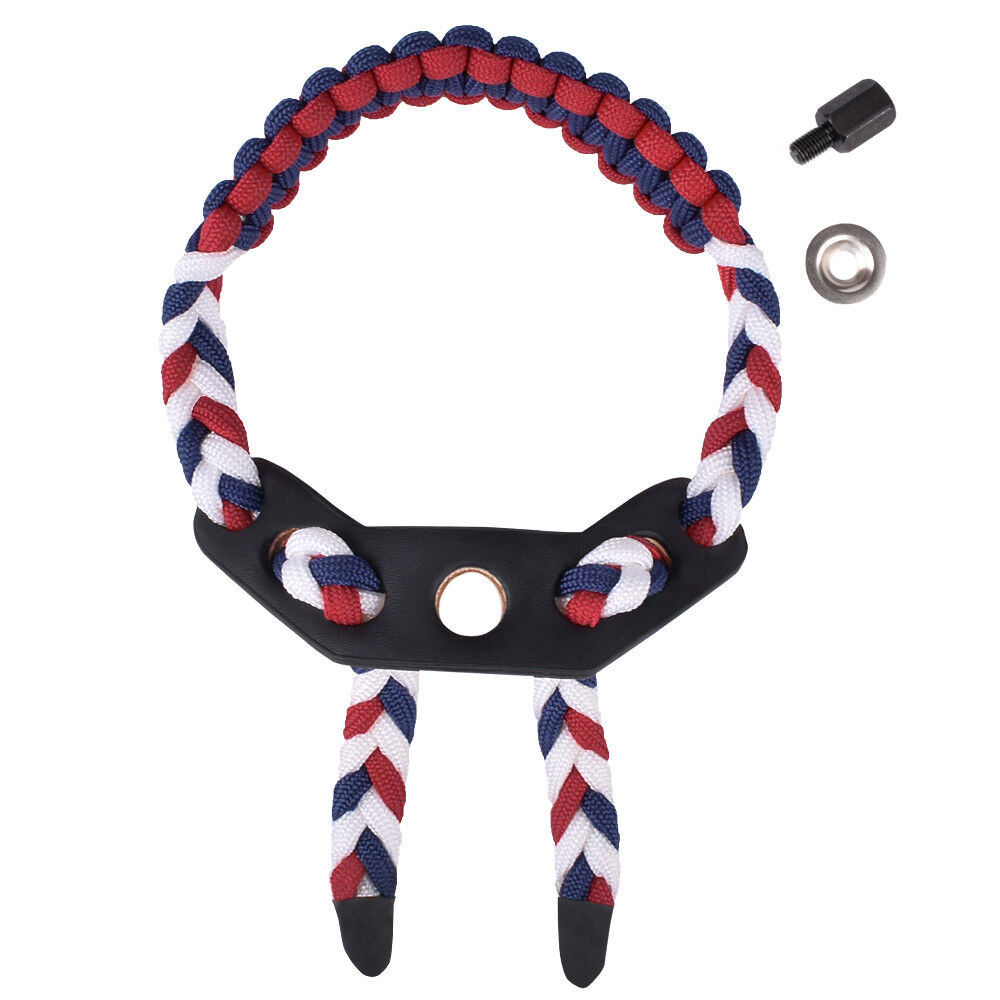 Archery Compound Bow Sling Accessories With PU Leather For A