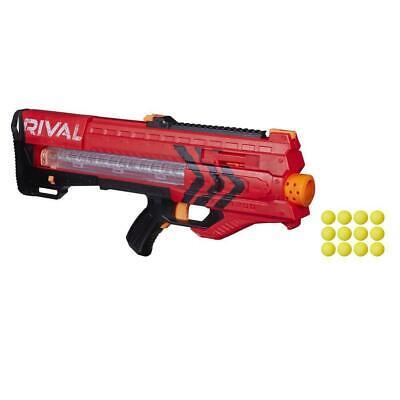 Nerf Rival Zeus MXV-1200 Blaster Team Red