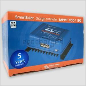 Victron Energy SmartSolar MPPT 100/50 Charge Controller (FREE SHIPPING!)