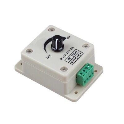 Voltage Regulator Dc-dc Voltage Stabilizer 8a Power Supply Adjustable 12v-24v
