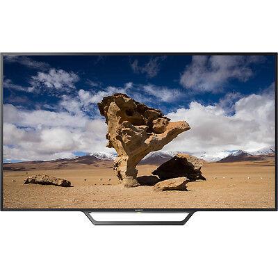 Sony 48-Inch Full HD 1080p Motionflow XR 240 Smart LED TV/HDMI/USB | KDL48W650D