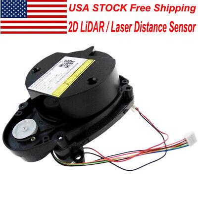 2d Lidar Laser Distance Sensor Diy Robots 360 Distance Detection Laser Radar