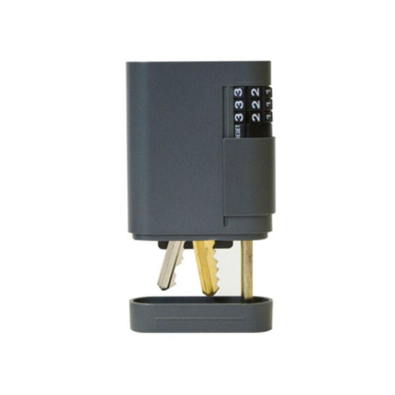 GE 001844 Kidde Stor-A-Key Storage Case, Charcoal