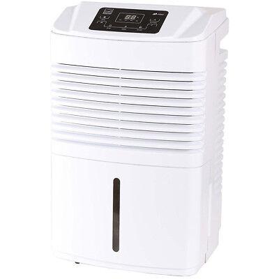 Shinco YDP-30P 30 Pint Dehumidifier - White
