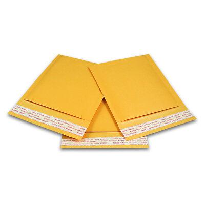 50 T 5x7 Ecoswift Brand Kraft Bubble Mailers Padded Shipping Envelopes 5 X 7