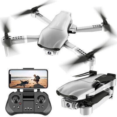 Drone Foldable Quadcopter GPS 5G WIFI FPV 4K Encyclopaedic-Angle HD Camera HD Aircraft NE
