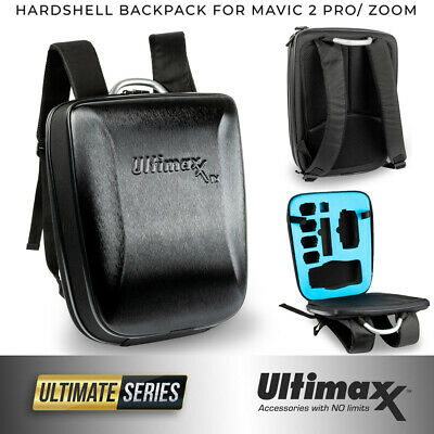 Hardshell Carrying Backpack Waterproof for Mavic 2 Zoom/Pro + Remote Controller