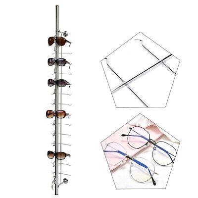 10xsunglasses Glasses Show Rack Counter Display Stand Holder 14 Frame Organizer