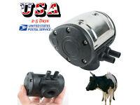 L80 Pneumatic Pulsator Cow Milker Milking Machine Part Tool Farm Cattle Dairy CE