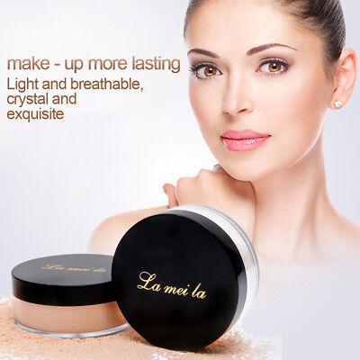 Use Loose Powder (Makeup Powder 40g Sealed cosmetic loose Powder/Shaker Top Bottle Easy to Use GYU )