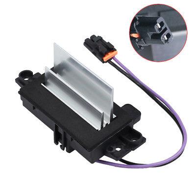 Heater Blower Motor Resistor for 03-06 Chevrolet GMC Yukon Buick 4P1516 4P1595