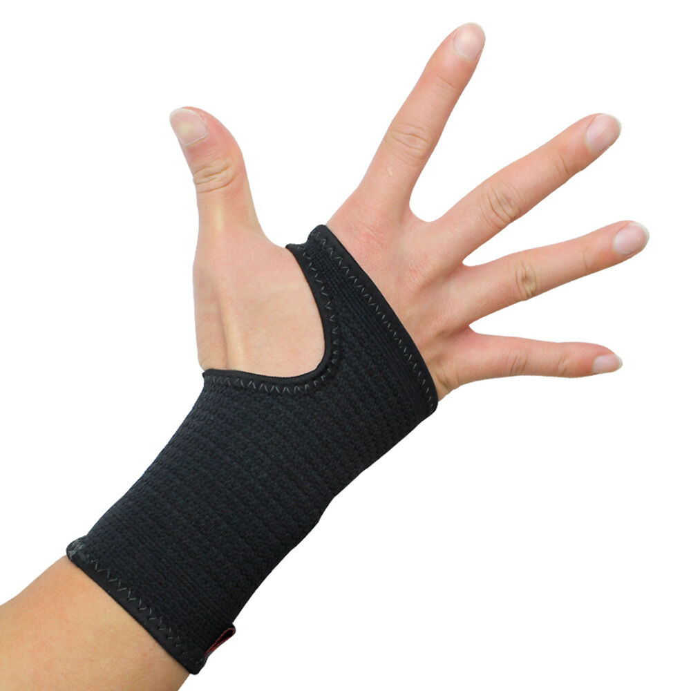 Kuangmi Elastic Protector Wrist Brace Wrap Guard Support